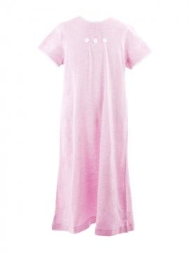 Crochet Melange Pink