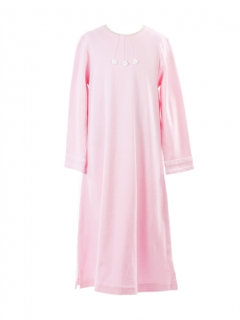 Long Sleeves Nightdress