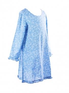 Ruche Blue Flower
