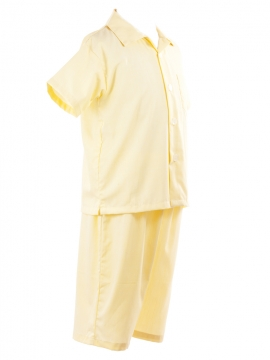 Yellow Poplin